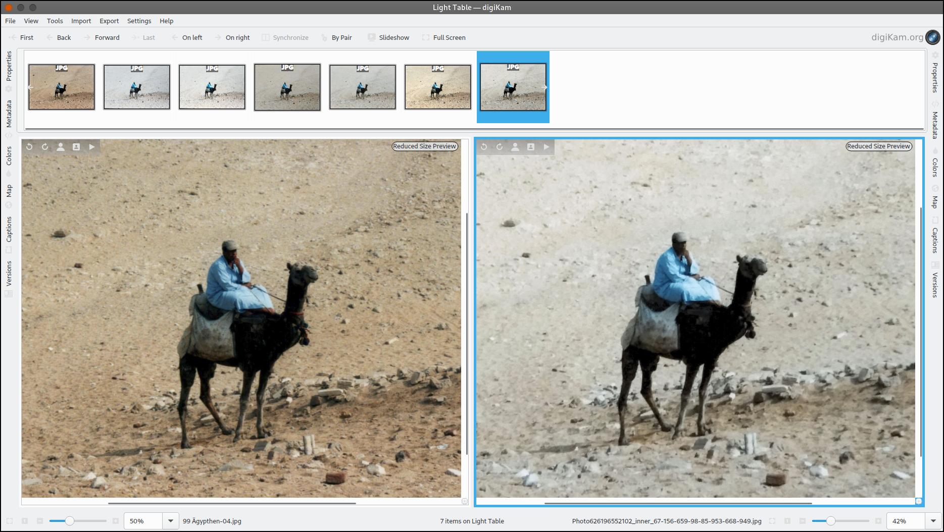 Dokumentenscanner vs Fotoscanner